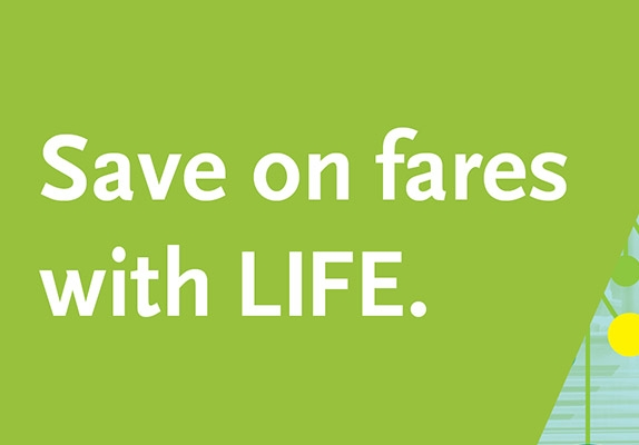 L.I.F.E. (Low-Income Fare is Easy) Photo